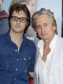 Michael Douglas 'disappointed' over son's drug arrest