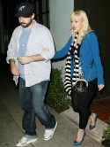 Sam Ronson comforts Christina Aguilera after divorce announcement