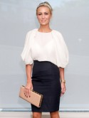 Alex Curran's chic style