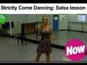 Strictly Come Dancing: Salsa lesson