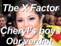 X Factor final 12: The boys - our verdict