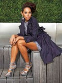 SEE VIDEO Jade Ewen stars in Now photoshoot 