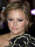 Kimberley Walsh gets cheeky
