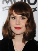 Kate Nash loves ruby lips