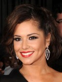 Cheryl Cole is mad for mascara