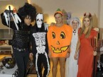 The X Factor does Halloween