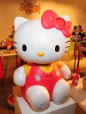 SEE VIDEO Now meets Hello Kitty