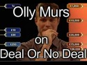 The X Factor's Olly Murs on Deal Or No Deal