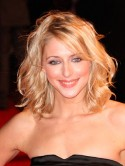 Ali Bastian on crutches after injuring foot
