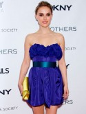 Natalie Portman's stunning blue dress