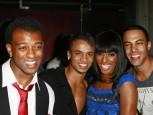 Oritse Williams Aston Merrygold AlexandraBurke and Marvin Humes | Pictures | Now Magazine | Celebrity Gossip