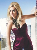 EXCLUSIVE Katherine Jenkins models for Now 