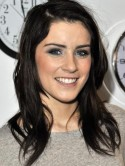 Lucie Jones wears Kylie Minogue