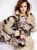 Emma Watson | Burberry Campaign | Pictures | Now Magazine | Celebrity Gossip