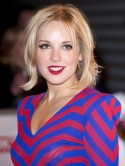Zoe Lister's statement stripes