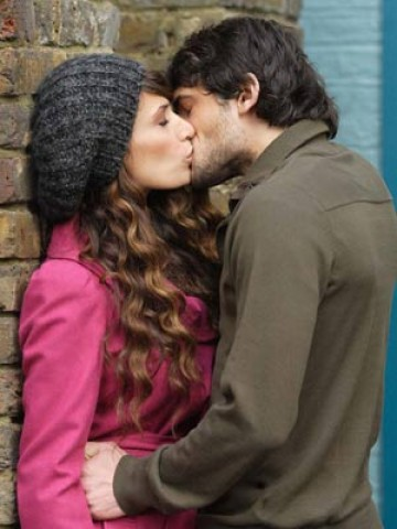 new pictures eastenders amira masood cheats on syed masood