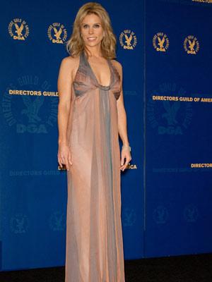American Actress Cheryl Hines Opts Nude