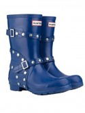 Celebrity festival fashion Hunter wellies