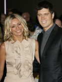 Tess Daly and Vernon Kay's love story in pictures