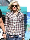 Gwen Stefani checks it out