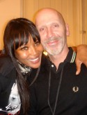 Exclusive: Backstage at Fashion For Relief Haiti with Naomi Campbell