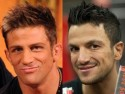 Is Alex Reid turning into Peter Andre?