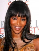 SHOCK PICS! Naomi Campbell snapped with bald patch