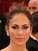 VIDEO Get Jennifer Lopez's Oscar topknot 