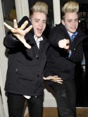 VIDEO Jedward talk about returning to The X Factor