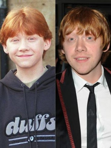 Pin Rupert-grint-now-child-movie-stars-then-and on Pinterest Rupert Grint Today