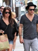 Audrina Patridge: I haven't split from Ryan Cabrera 