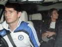 Christine Bleakley's night out with Frank Lampard