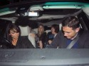 Christine Bleakley and Frank Lampard get the giggles