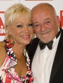 Denise Welch in tears as she reveals on Loose Woman she's split with husband Tim Healy