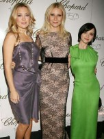 Gwyneth Paltrow and Kate Hudson&#039;s girls night out | pictures | now magazine | celebrities | red carpet