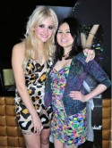 VIDEO Behind-the-scenes at Pixie Lott's party