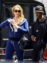 Mariah Carey | Nick Cannon | Celebrity pictures | Photos | Showbiz gossip | Latest news