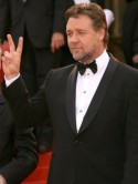Russell Crowe: Dita Von Teese and I are friends - not lovers