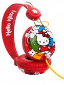 Hello Kitty retro headphones