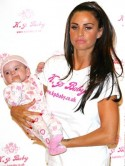 VIDEO Katie Price: I want 8 kids