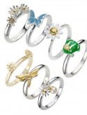 Daisy Stack rings for less!