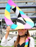 Royal Ascot's crazy hats 