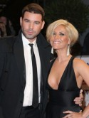Did Heidi Range and Dave Berry split because he was a 'naughty boy'?
