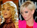 Celebrity hair: Sarah Harding - from girly curls to edgy crops