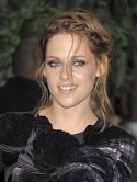 Get the look: Kristen Stewart's red carpet plait
