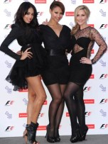 Sugababes stars Heidi Range, Amelle Berrabah and Jade Ewen | Celebrity | New | Now | Celebrity spy | Celebrity Gossip | Pictures | Photos | Gallery