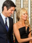 Tess Daly and Vernon Kay back on track