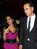 Amy Winehouse's boyfriend's 'ex' claims: We only split up last week