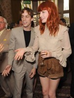 Florence Welch and Johnny Borrell | Celebrity | New | Now | Celebrity spy | Celebrity Gossip | Pictures | Photos | Gallery