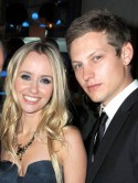 Emmerdale co-stars Sammy Winward and James Sutton split